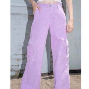 rare brandy Tatum pants